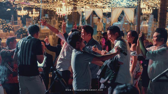 WEDDING OF R & P AT THE SAHITA by MC Arief Senoaji - 001