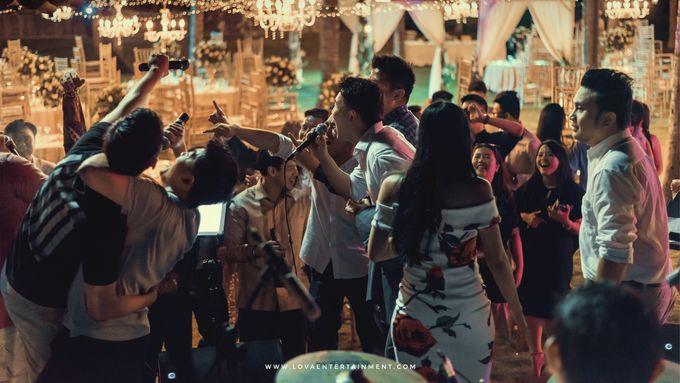 WEDDING OF R & P AT THE SAHITA by MC Arief Senoaji - 005