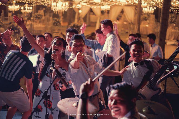 WEDDING OF R & P AT THE SAHITA by MC Arief Senoaji - 006