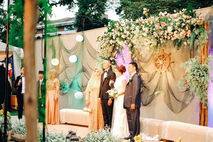 Tika and Uus Berlabuh by Malaka Hotel Bandung - 010