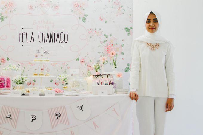 Fela Chaniago Birthday Party by The Unio - 006