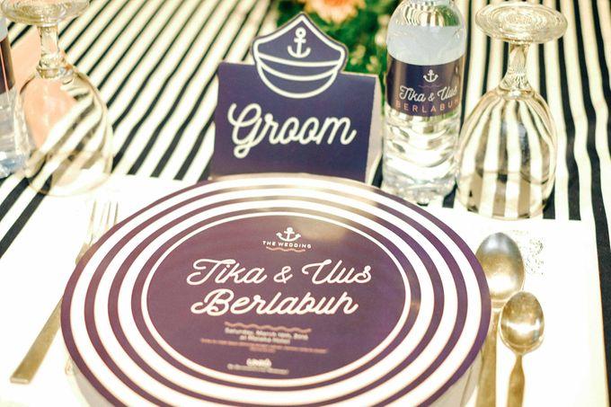 Tika and Uus Berlabuh by Malaka Hotel Bandung - 012