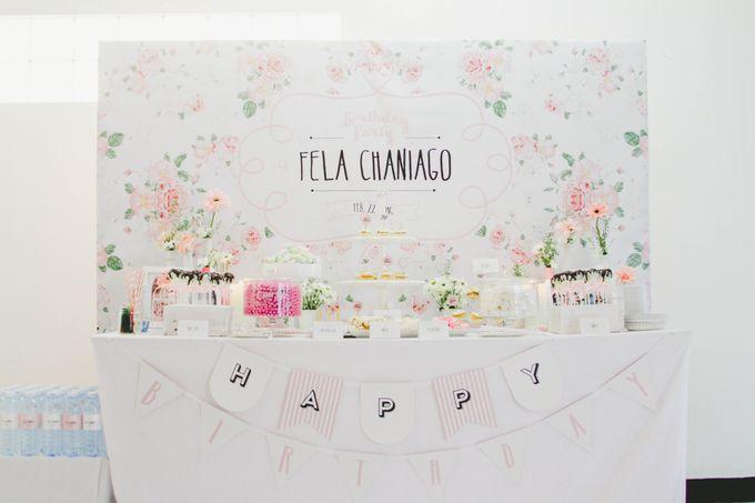 Fela Chaniago Birthday Party by The Unio - 011