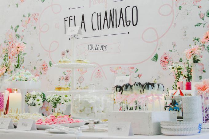 Fela Chaniago Birthday Party by The Unio - 001