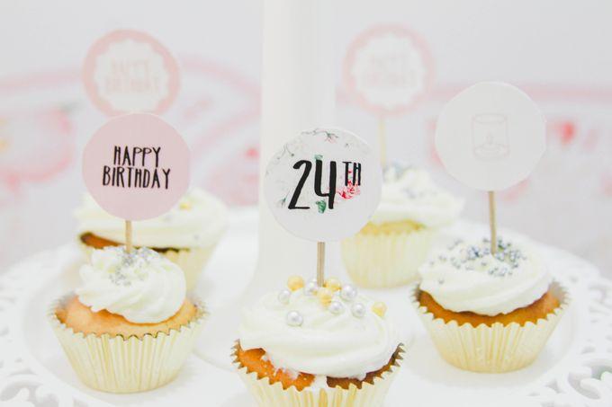 Fela Chaniago Birthday Party by The Unio - 005