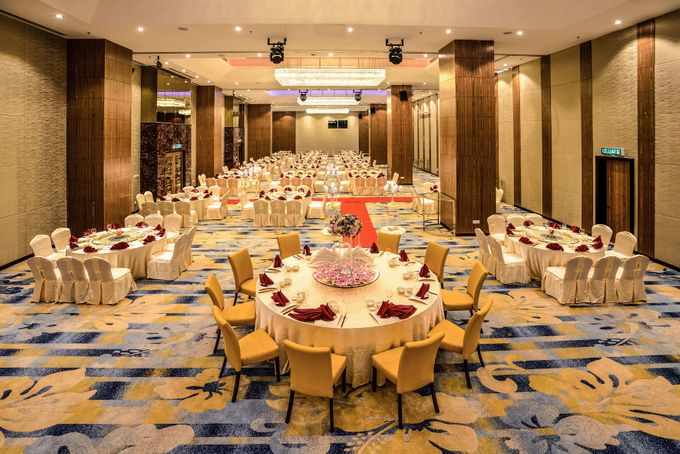 Grand Ballroom Wedding by Lexis Suites Penang - 001