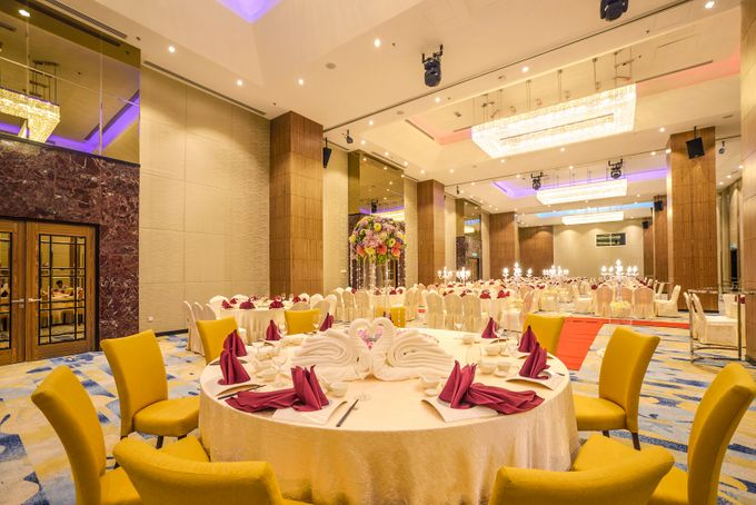 Grand Ballroom Wedding by Lexis Suites Penang - 002