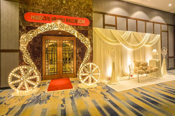 Grand Ballroom Wedding by Lexis Suites Penang - 004
