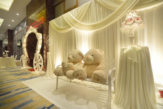 Grand Ballroom Wedding by Lexis Suites Penang - 005