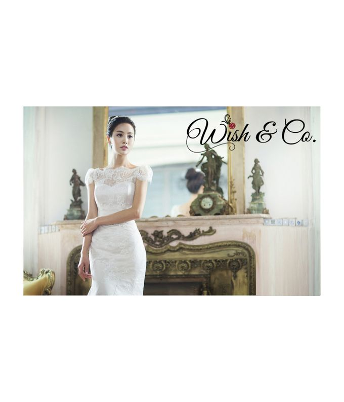Classical yet modern romance - Indoor by Wish & Co. - 003