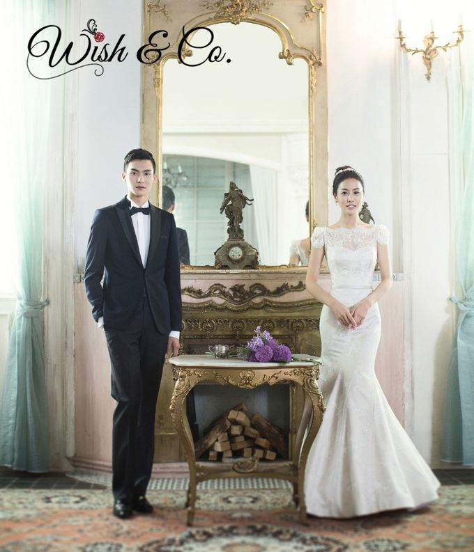 Classical yet modern romance - Indoor by Wish & Co. - 004