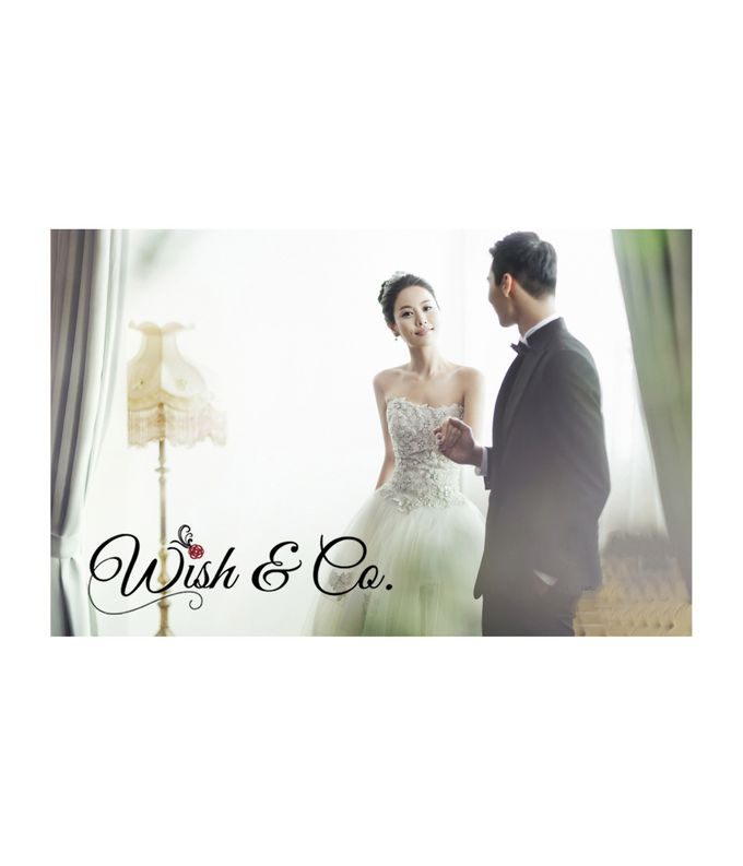 Classical yet modern romance - Indoor by Wish & Co. - 006