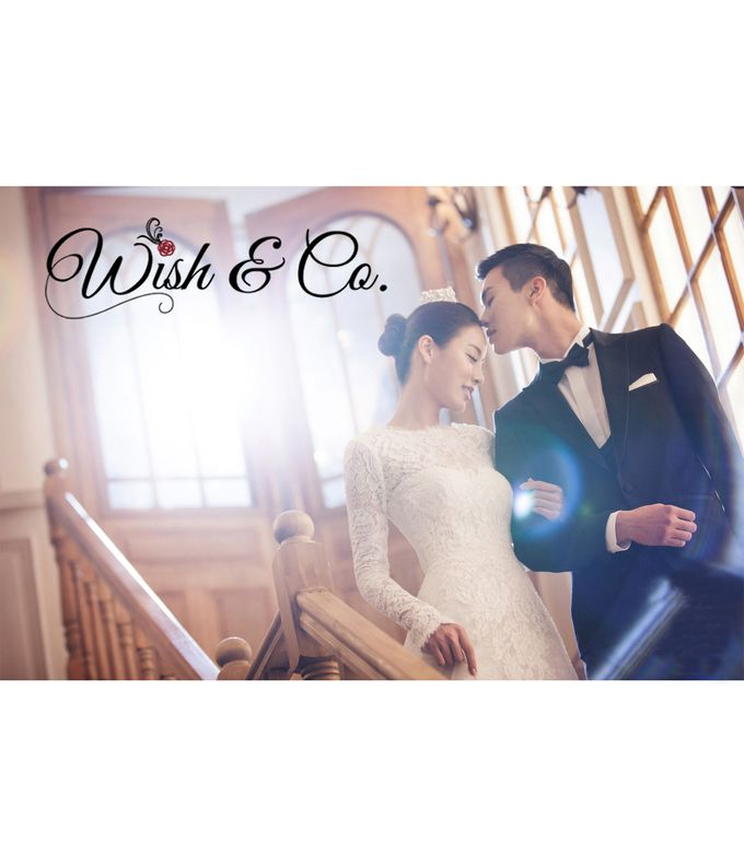 Classical yet modern romance - Indoor by Wish & Co. - 001