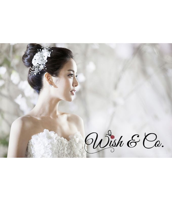 Classical yet modern romance - Indoor by Wish & Co. - 010