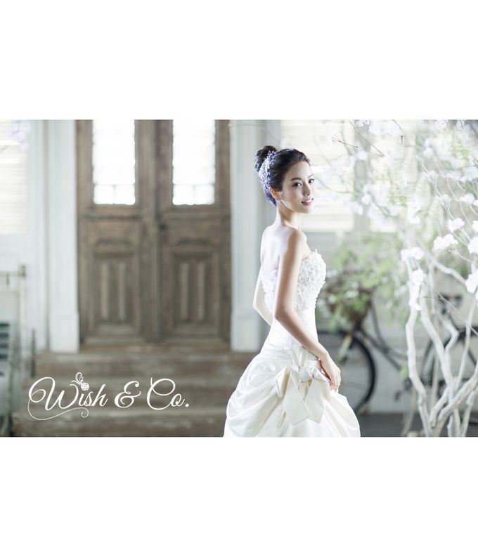 Classical yet modern romance - Indoor by Wish & Co. - 013