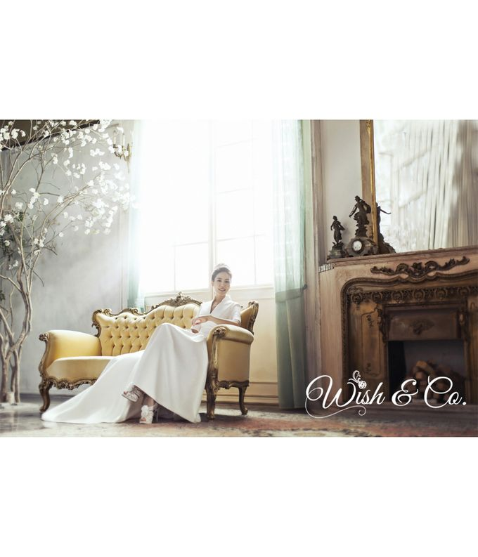 Classical yet modern romance - Indoor by Wish & Co. - 014