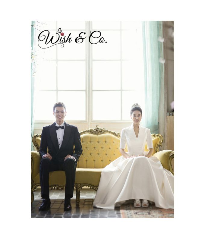 Classical yet modern romance - Indoor by Wish & Co. - 015