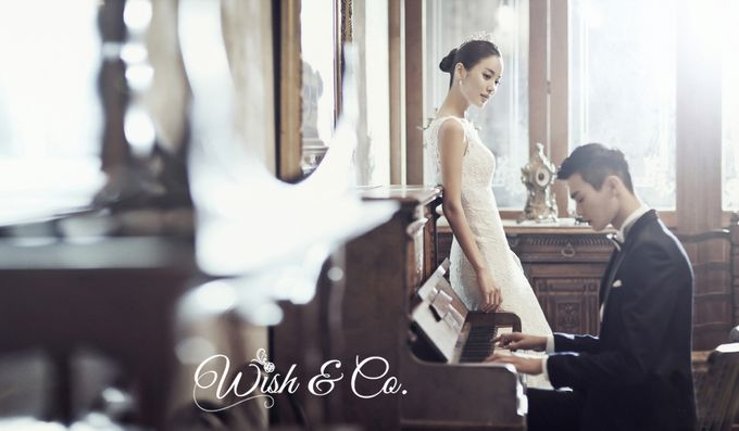 Classical yet modern romance - Indoor by Wish & Co. - 016