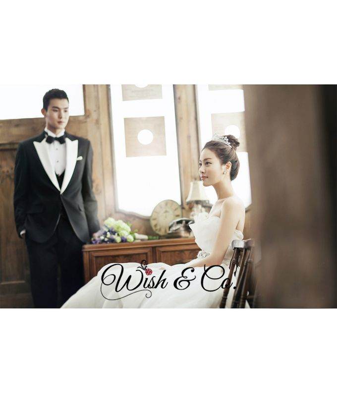 Classical yet modern romance - Indoor by Wish & Co. - 022