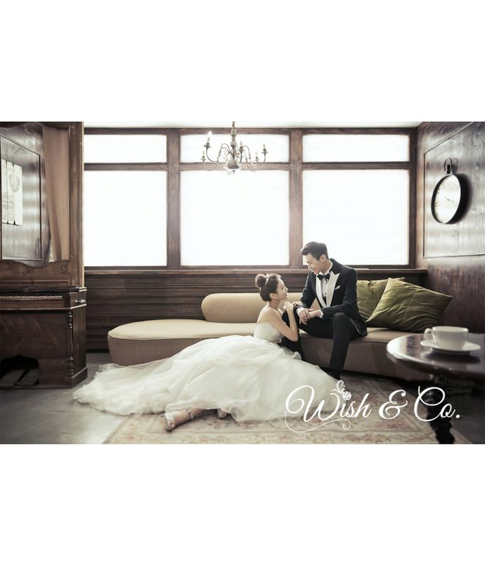Classical yet modern romance - Indoor by Wish & Co. - 026