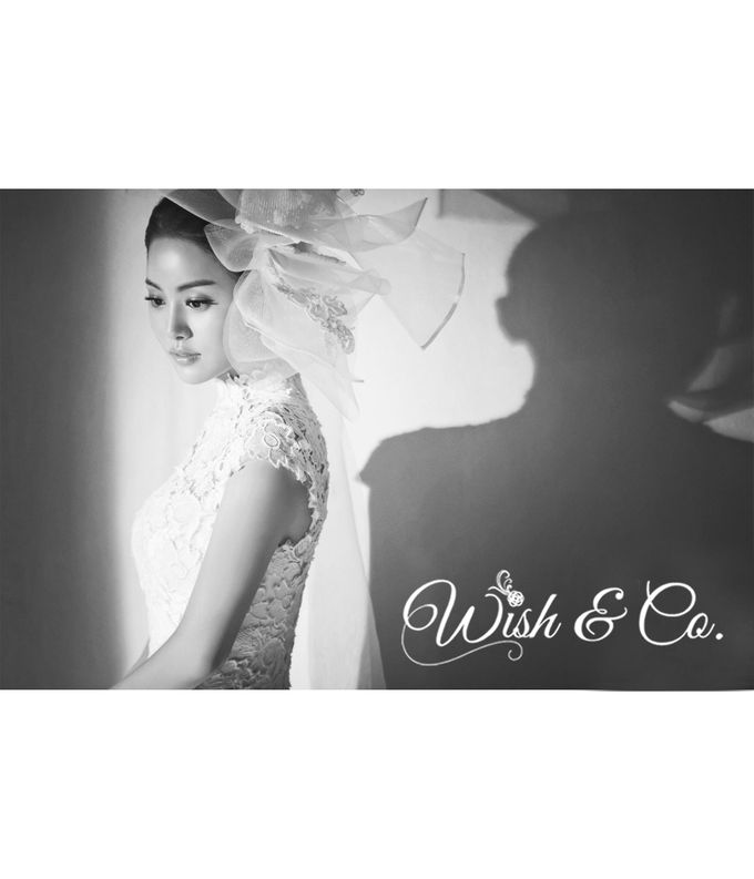 Classical yet modern romance - Indoor by Wish & Co. - 027