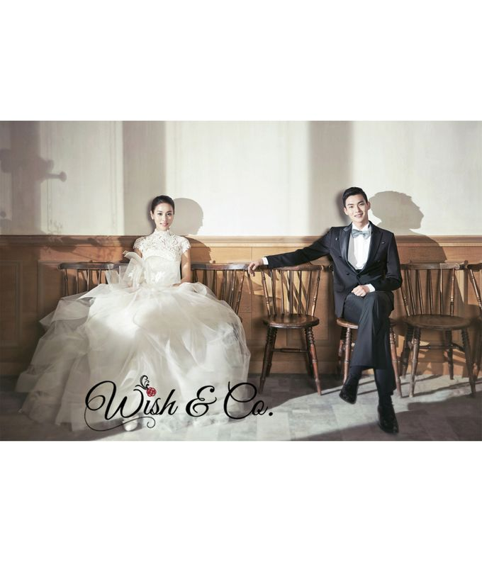 Classical yet modern romance - Indoor by Wish & Co. - 030