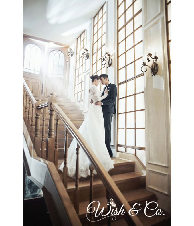 Classical yet modern romance - Indoor by Wish & Co. - 032