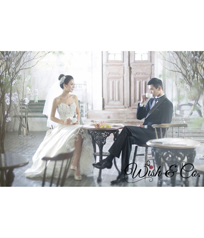 Classical yet modern romance - Indoor by Wish & Co. - 036