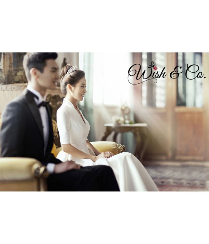 Classical yet modern romance - Indoor by Wish & Co. - 037