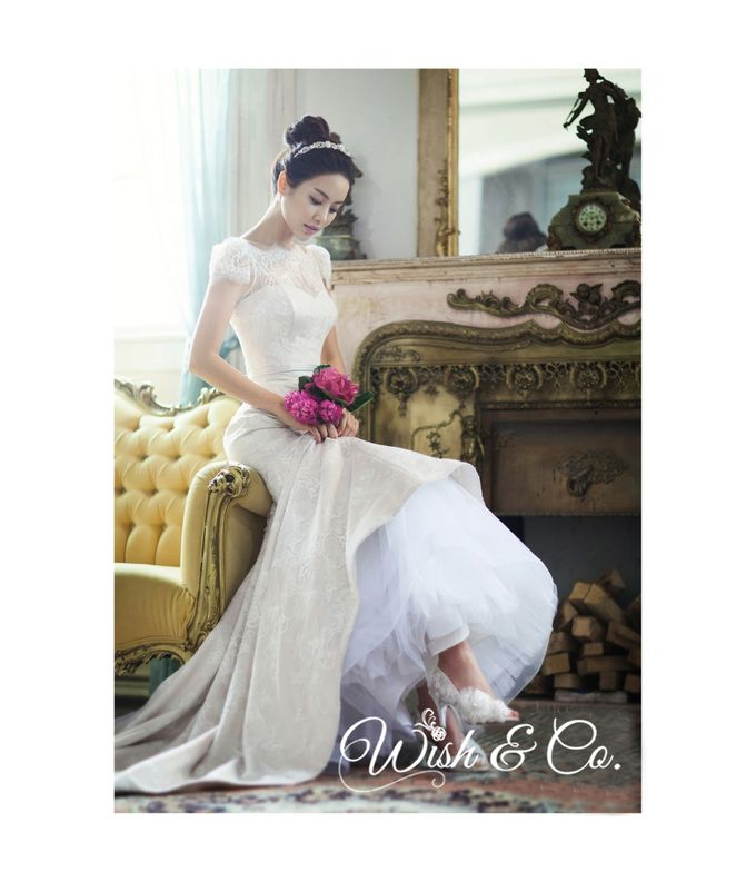Classical yet modern romance - Indoor by Wish & Co. - 039