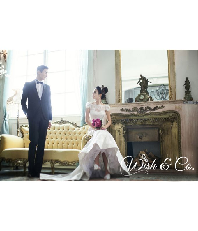 Classical yet modern romance - Indoor by Wish & Co. - 040