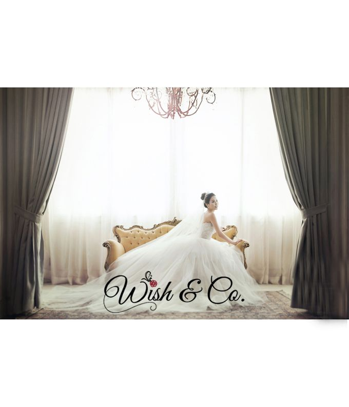 Classical yet modern romance - Indoor by Wish & Co. - 041