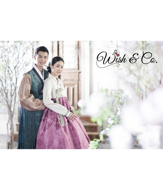 Classical yet modern romance - Indoor by Wish & Co. - 043