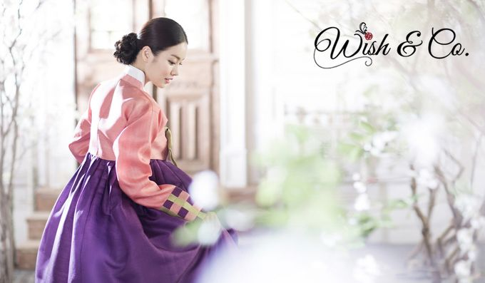 Classical yet modern romance - Indoor by Wish & Co. - 045