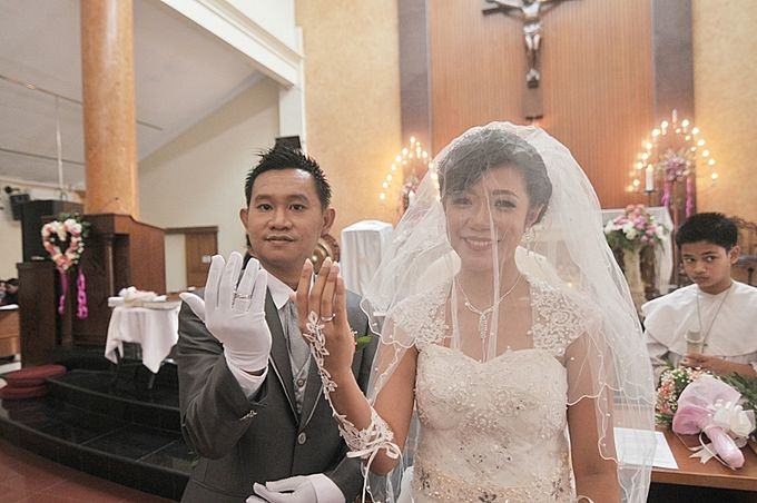 Jessica & Erick Wedding by Kaisar Photostyle - 013
