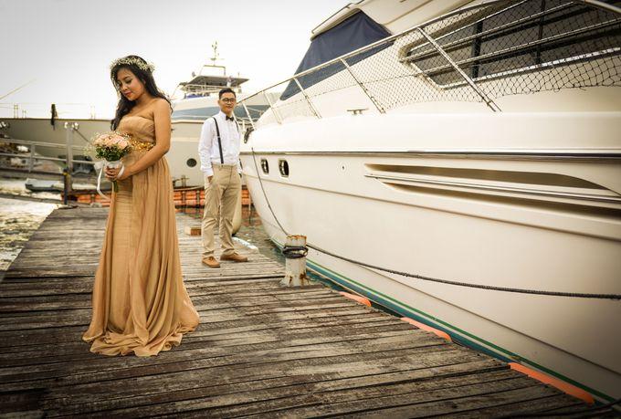 Dwi & Surya Prewedding by Luxima Photography - 005