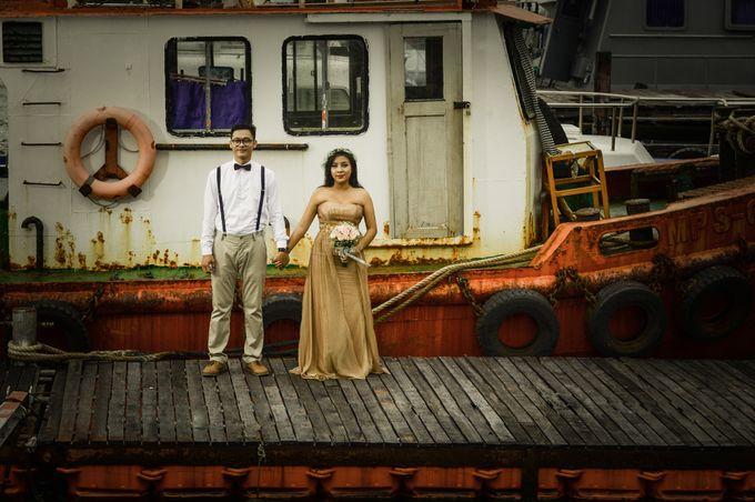 Dwi & Surya Prewedding by Luxima Photography - 006