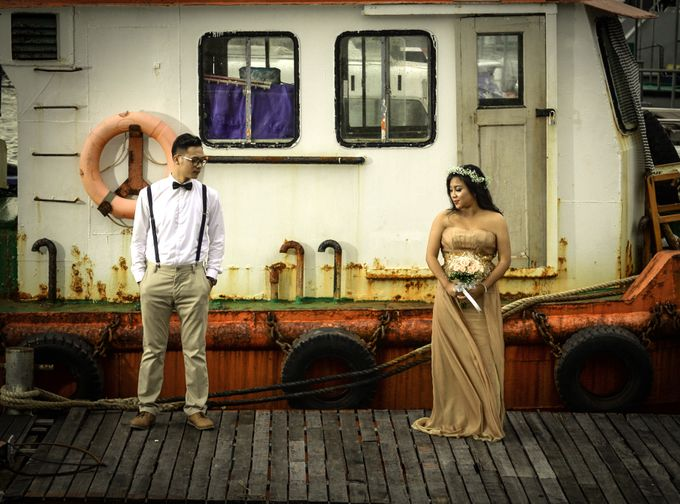 Dwi & Surya Prewedding by Luxima Photography - 014