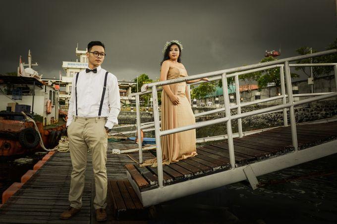 Dwi & Surya Prewedding by Luxima Photography - 009