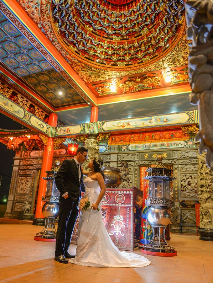 Dwi & Surya Prewedding by Luxima Photography - 002