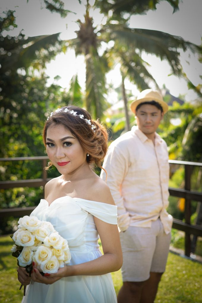Wahyu & Mega prewedding by Luxima Photography - 002