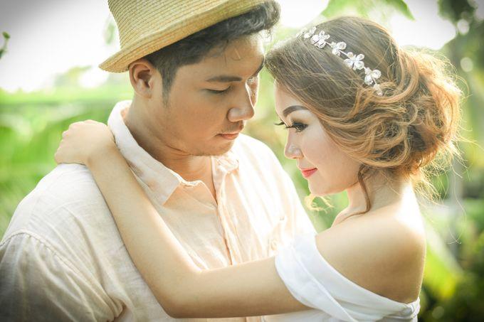 Wahyu & Mega prewedding by Luxima Photography - 003
