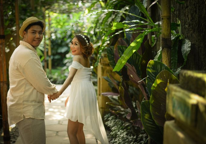 Wahyu & Mega prewedding by Luxima Photography - 004