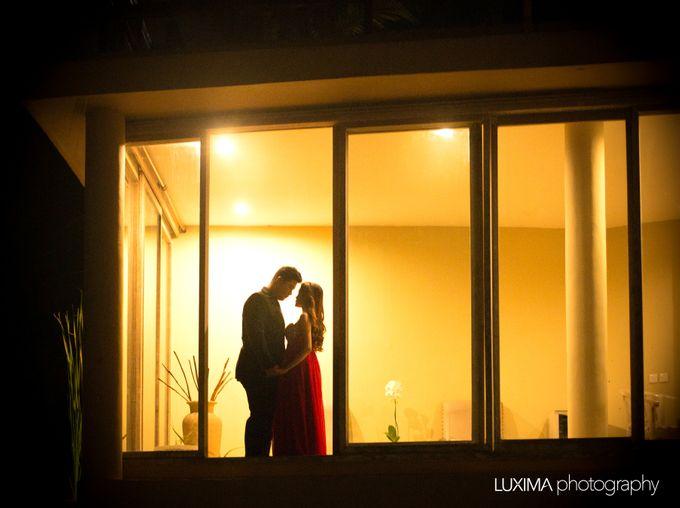 Wahyu & Mega prewedding by Luxima Photography - 001