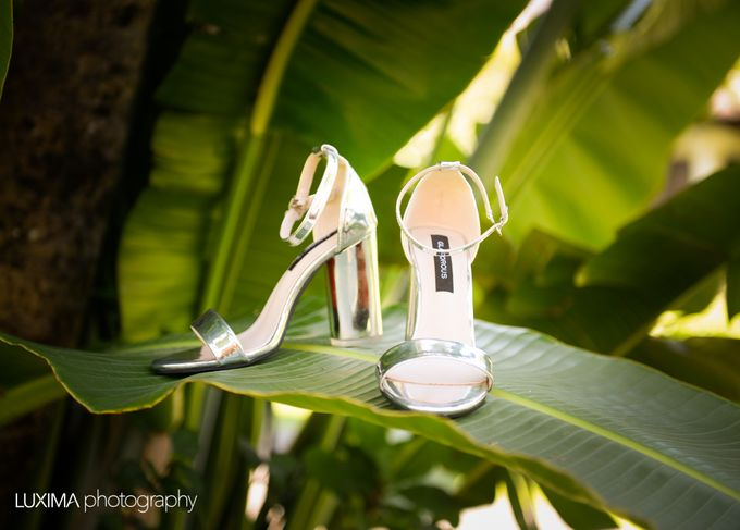 Livia & Bram Wedding day by Luxima Photography - 002