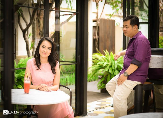 Sisi & Rudy Prewedding by Luxima Photography - 002