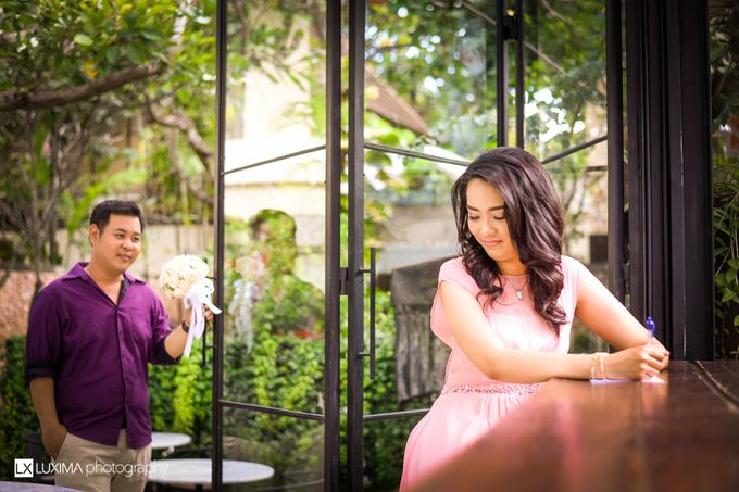 Sisi & Rudy Prewedding by Luxima Photography - 005
