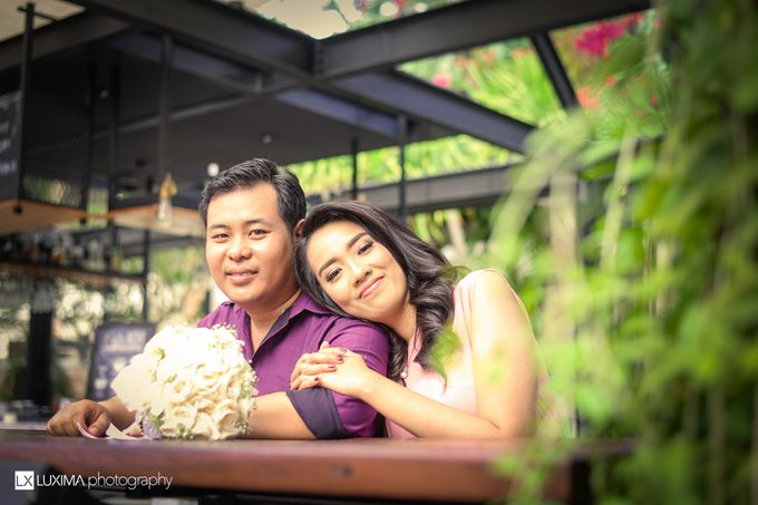 Sisi & Rudy Prewedding by Luxima Photography - 006