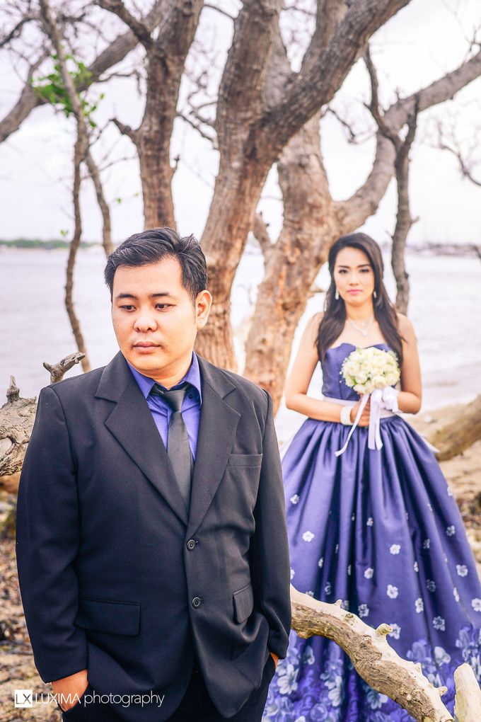 Sisi & Rudy Prewedding by Luxima Photography - 008