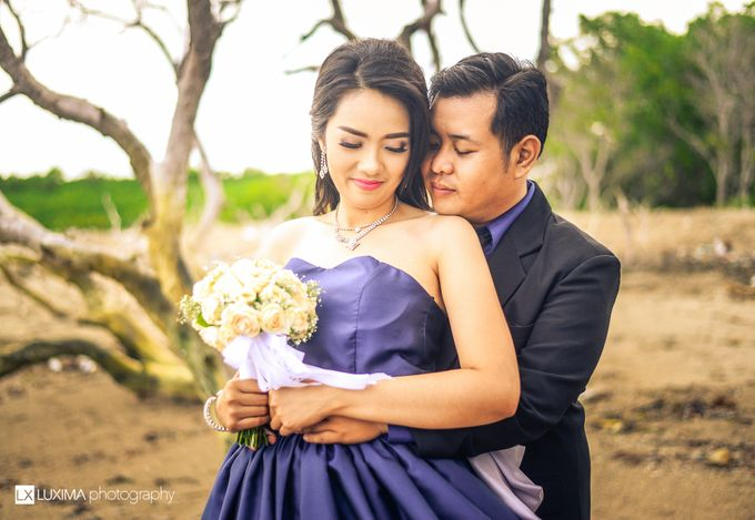 Sisi & Rudy Prewedding by Luxima Photography - 011